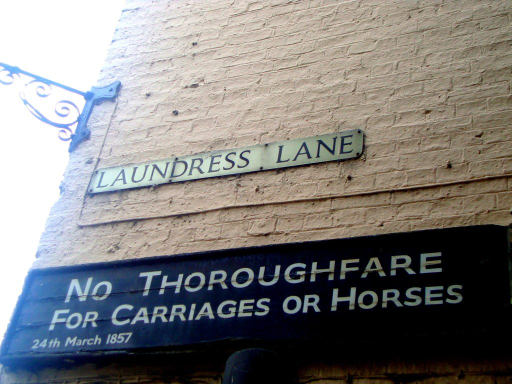 laundress lane cambridge