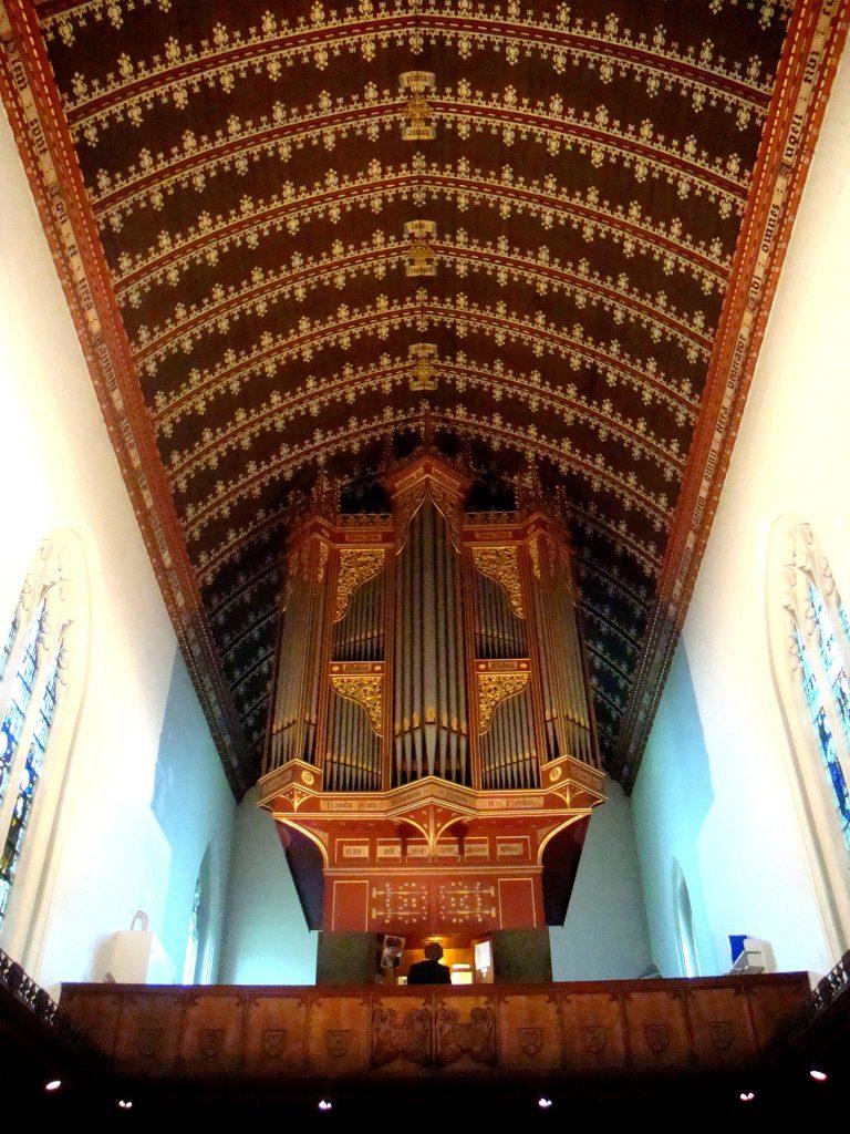 Queens College Chapel