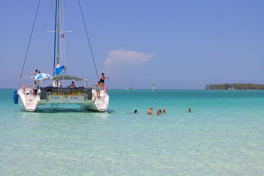 Playa Pillar, Cuba