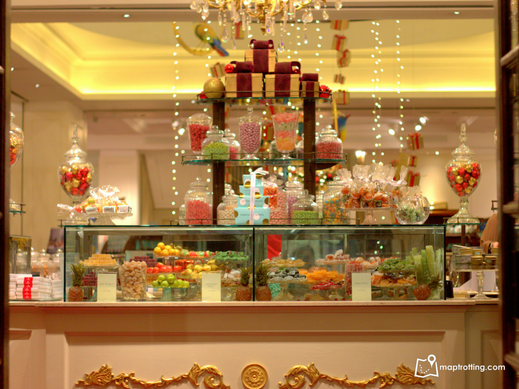 Candy at Fortnum & Mason_Christmas in London