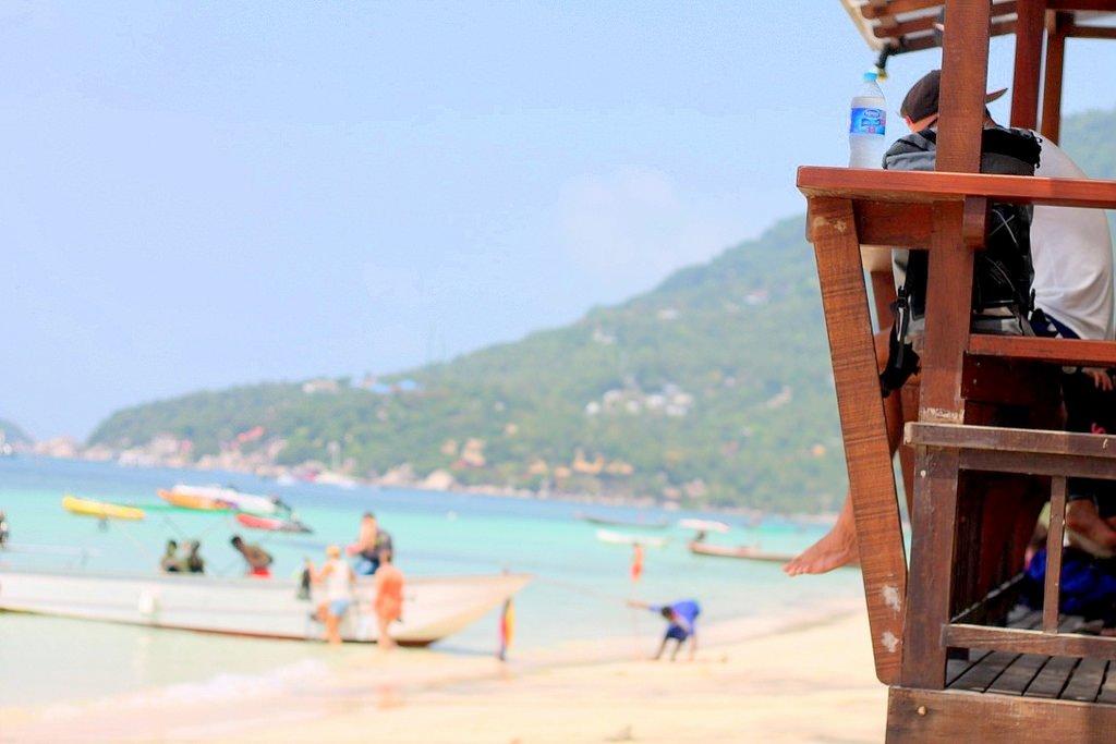 Beaches of Koh Tao