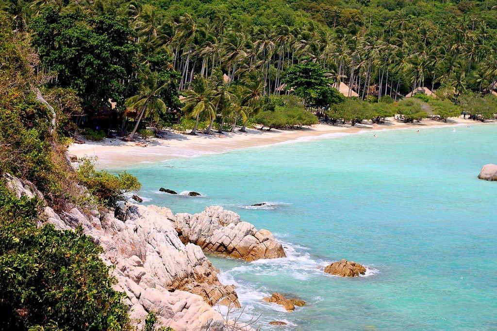 Shark Bay in Koh Tao