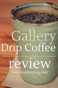 Gallery Drip Coffee, Bangkok
