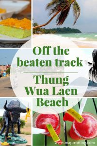 Off the backpacker trail, Thung Wua Laen Beach, Thailand