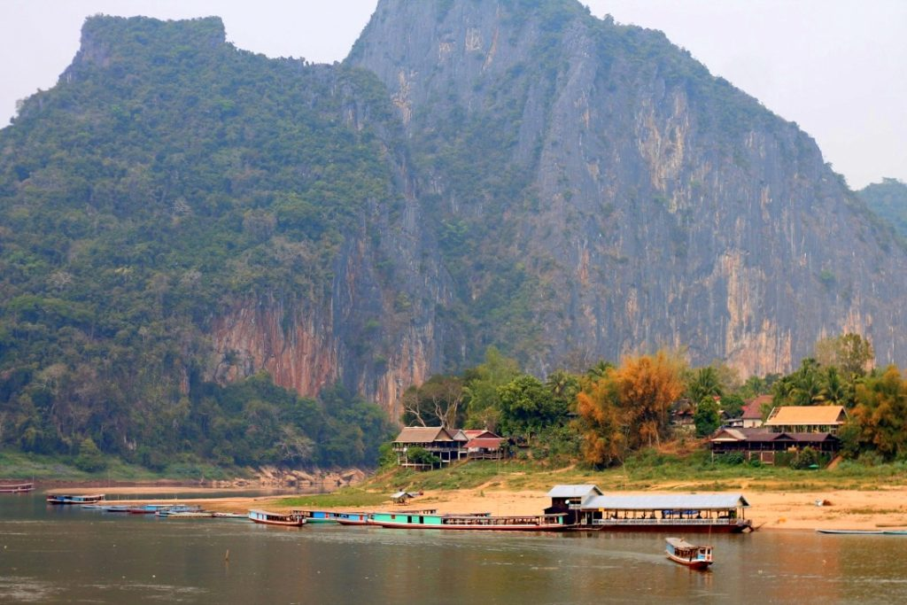Mekong River Cruise on the Slow Boat