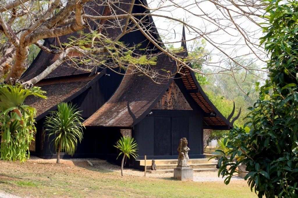 Baan Dam - Black House Museum