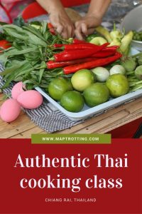 Authentic Thai cooking class with Anne, Chiang Rai, Thailand
