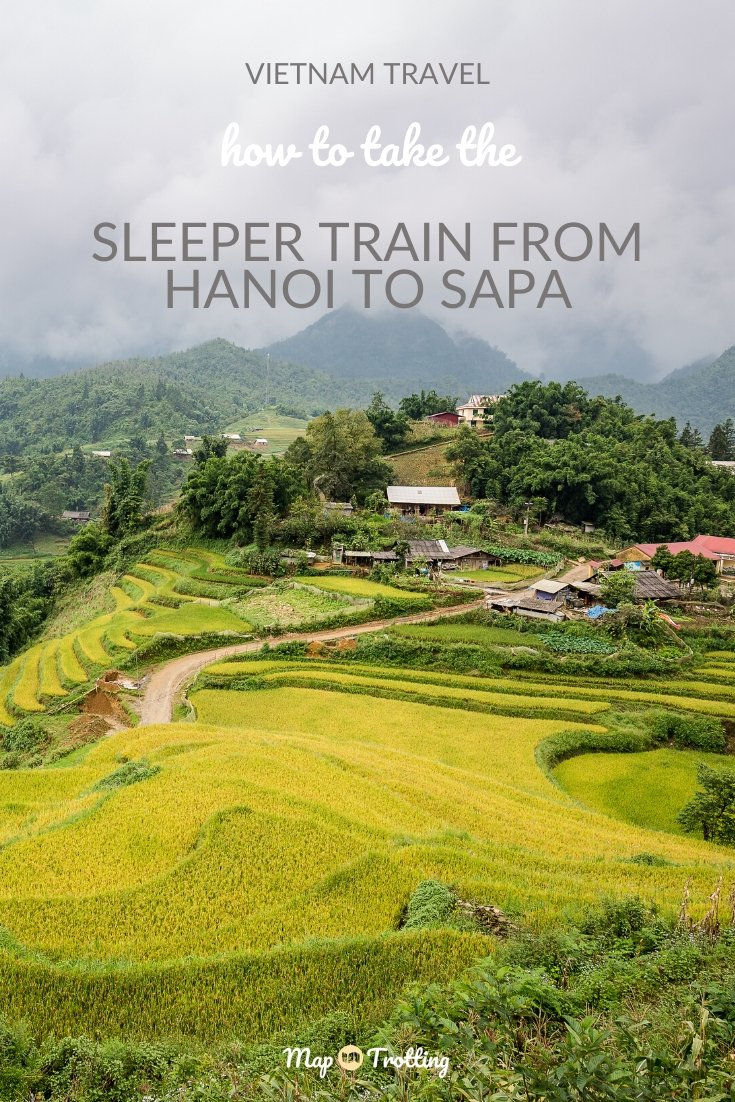 How to Take the Sleeper Train from Hanoi to Sapa