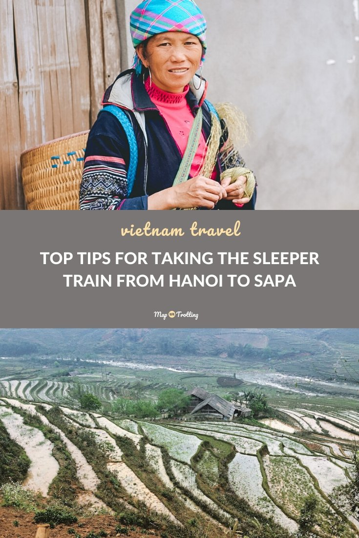 Top Tips for Taking the Sleeper Train from Hanoi to Sapa