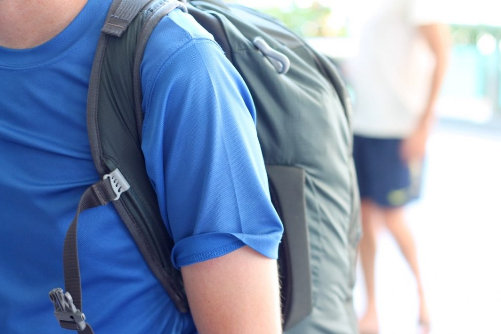 What size backpack should you get