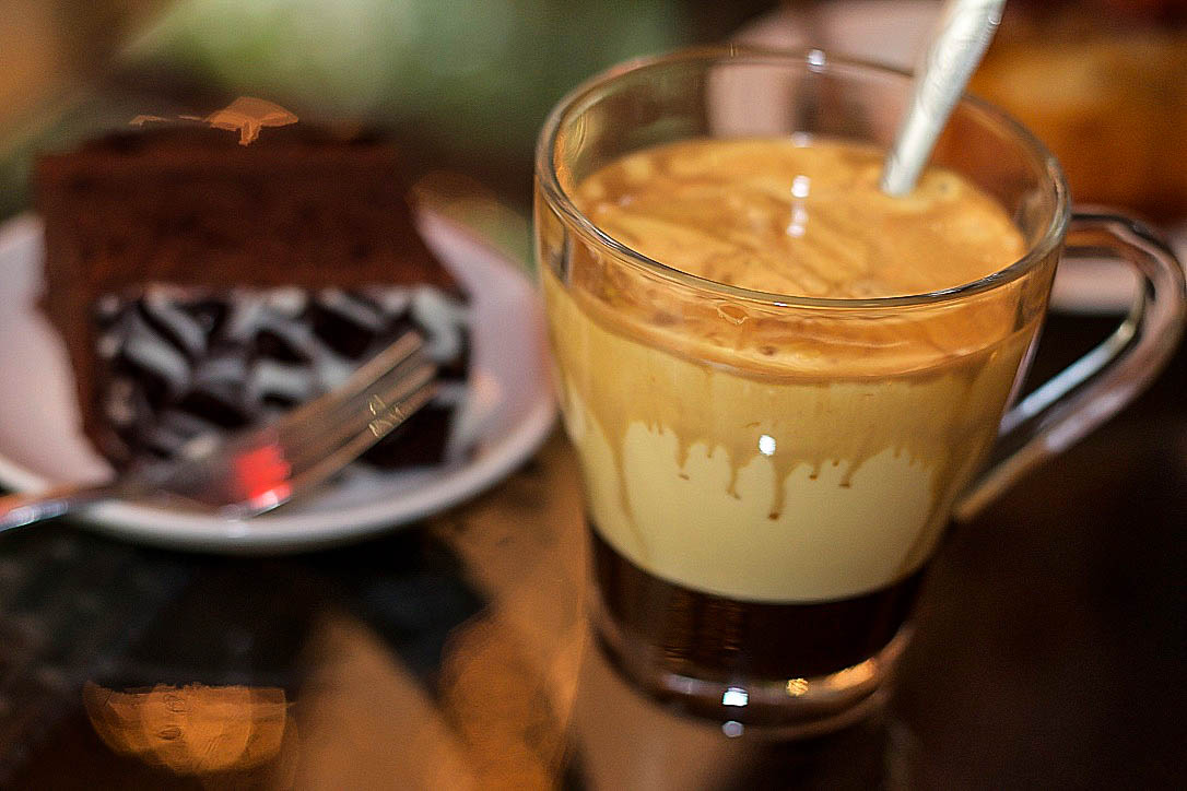 egg coffee in hanoi