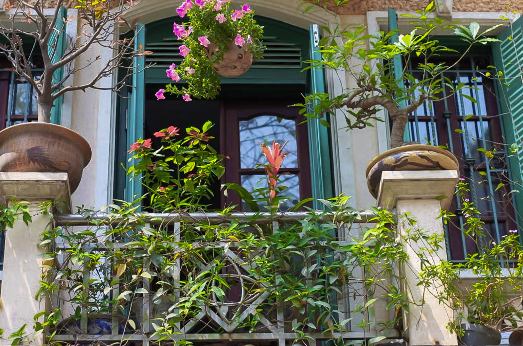 The French Quater in Hanoi
