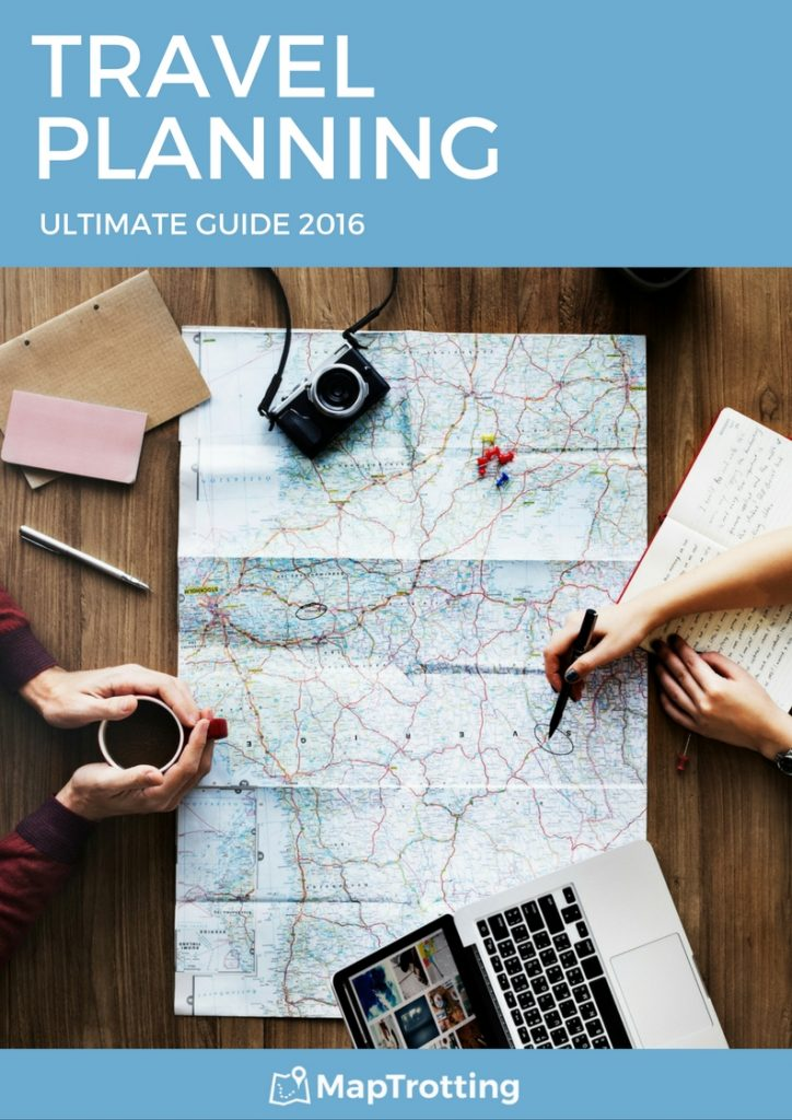 free travel planning ebook cover