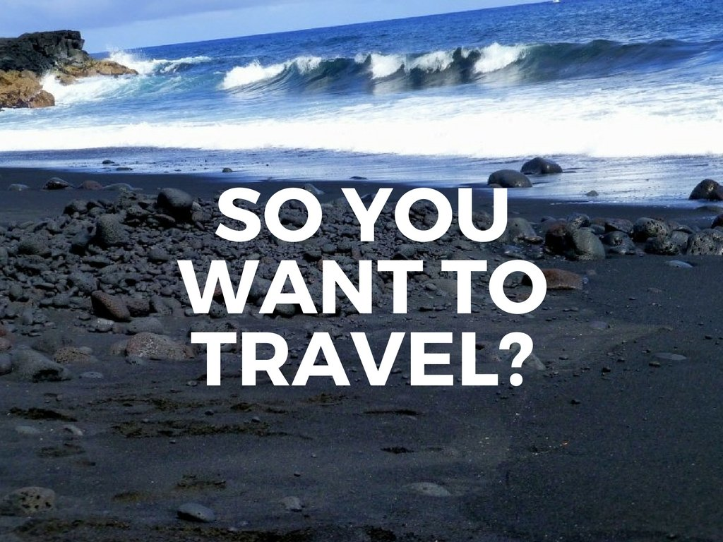 want-to-travel