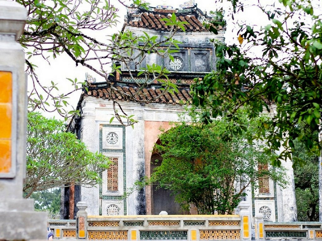 Visiting the Imperial Tombs of Hue, Vietnam by Scooter