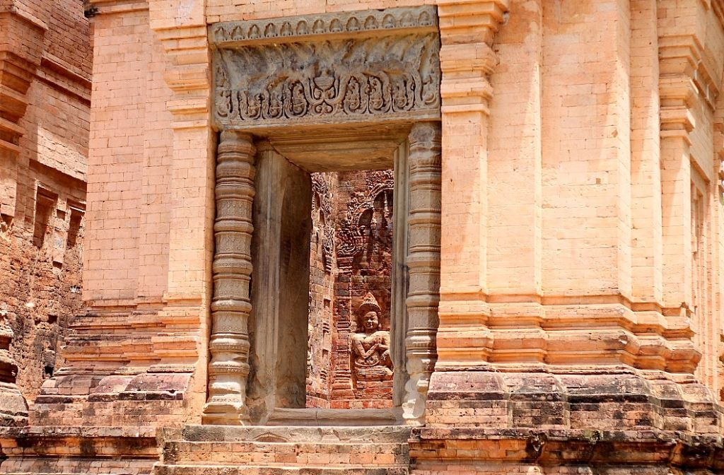 Prasat Kravan temple at Angkor Park