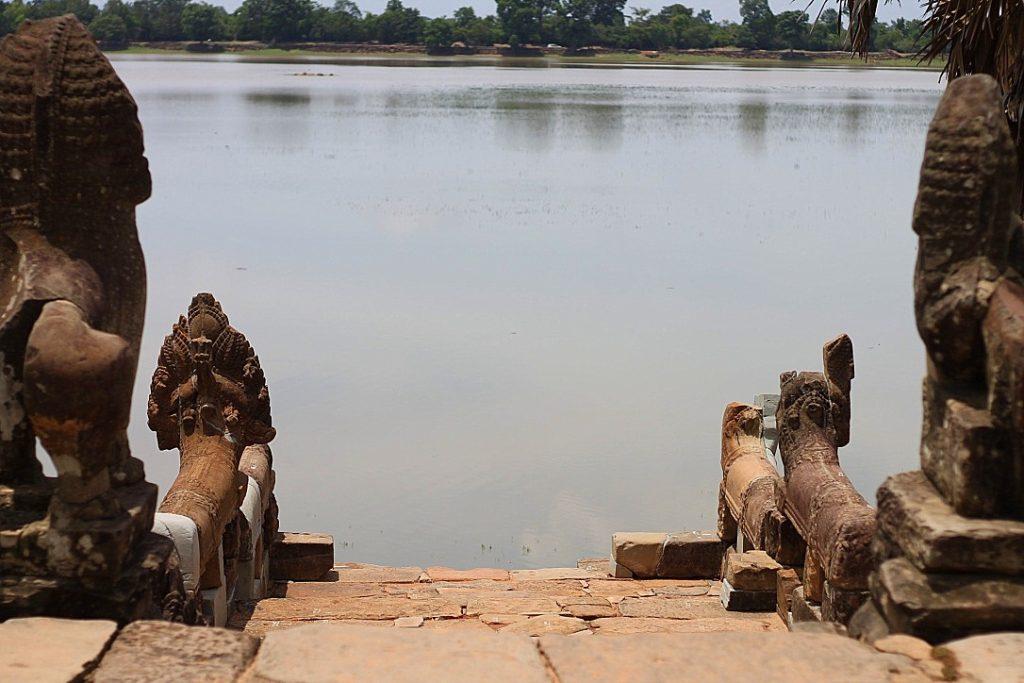 Srah Srang Angkor Cambodia