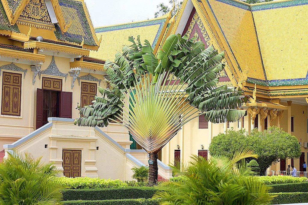 Phnom Penh, Royal Palace
