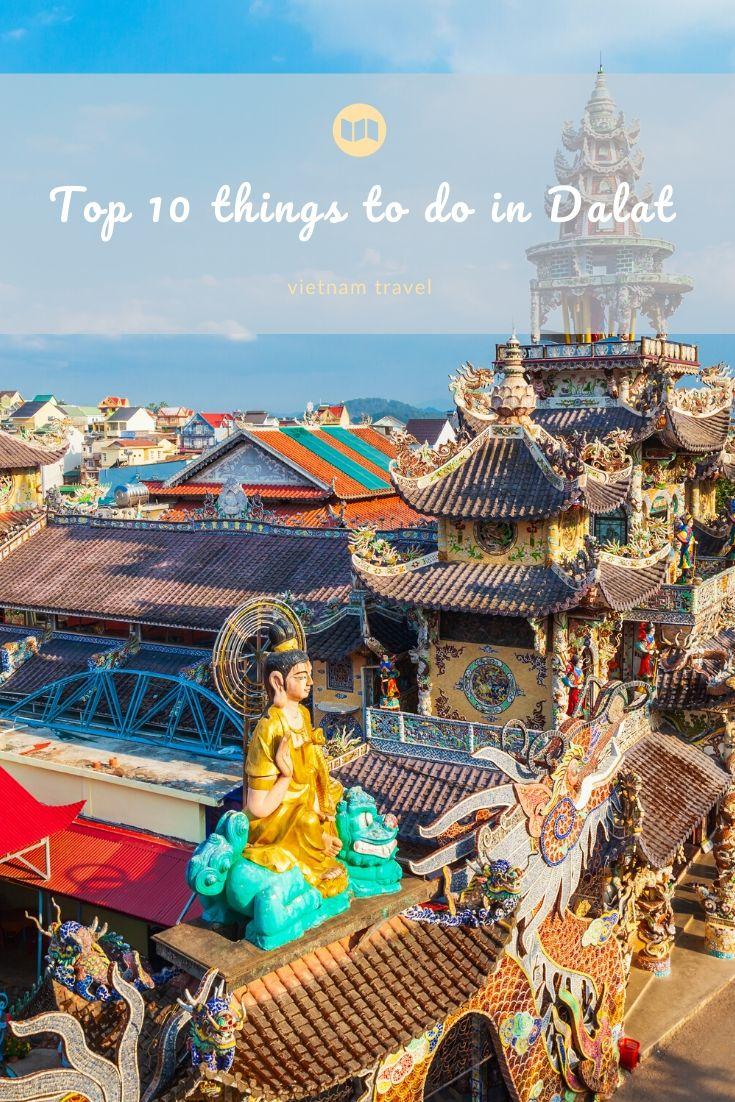 Top Things to do in Da Lat