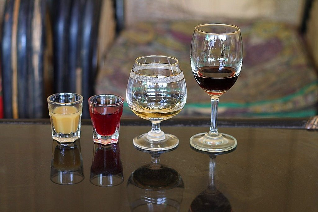 Cambodia's only winery - taste local wine, whisky and ginger juice