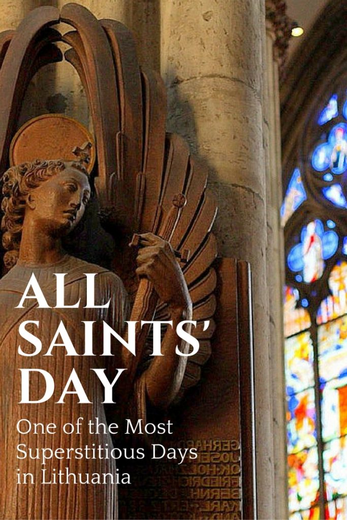 All Saints' Day, One of the Most Superstitious Days in Lithuania