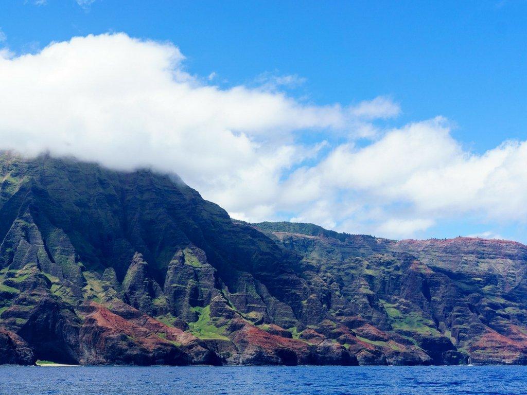 3 week island hopping in Hawaii