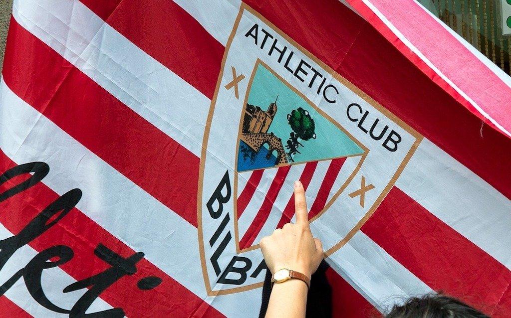 athletico bilbao flag