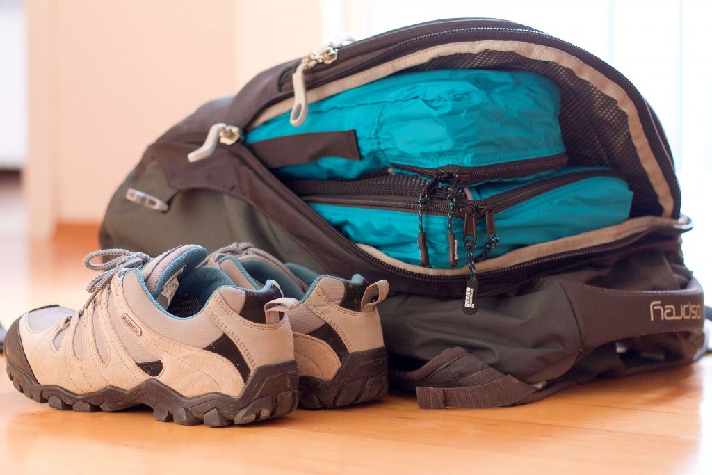 pro packing cubes review backpack