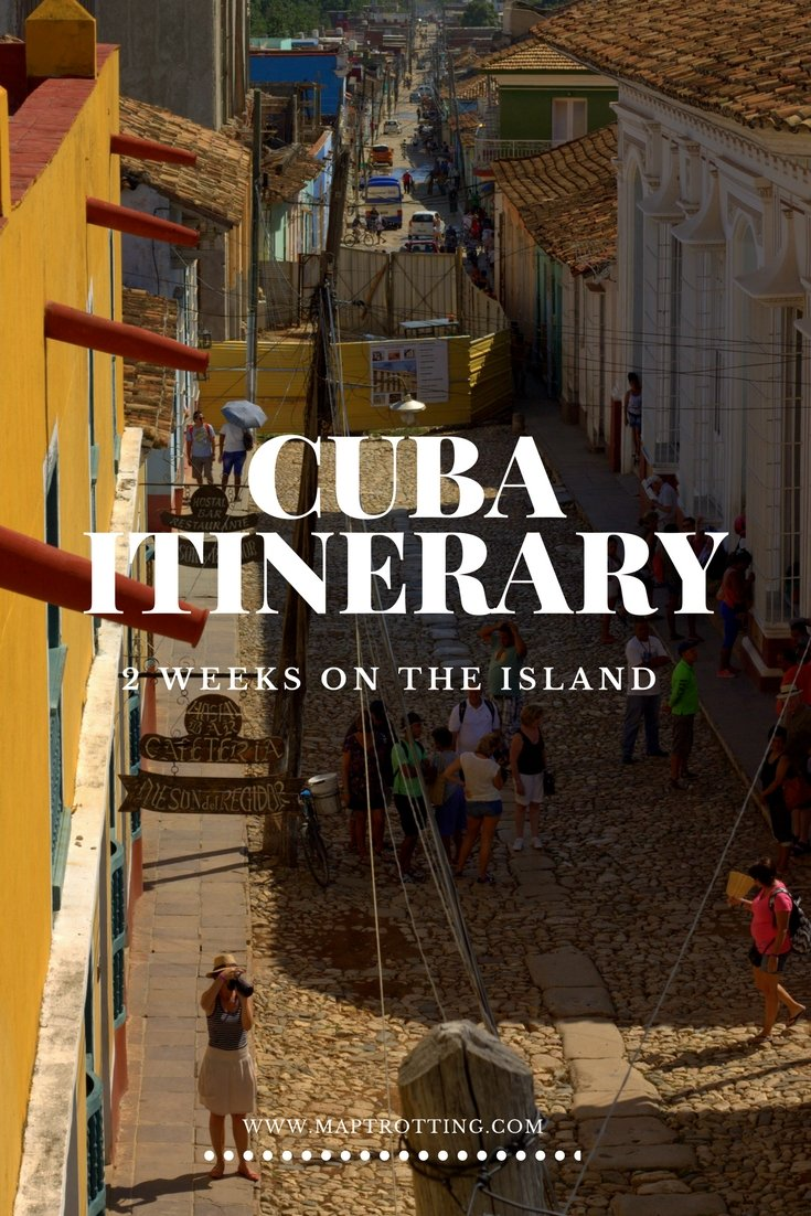 Cuba Itinerary - Our Epic Getaway to the Jewel of The Caribbean