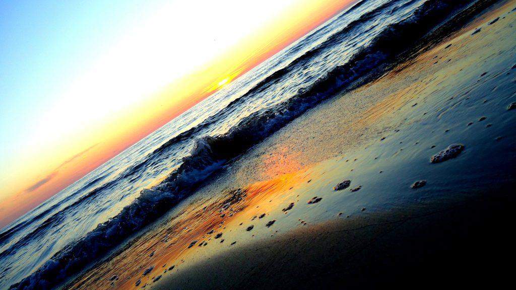 Lithuanian seaside