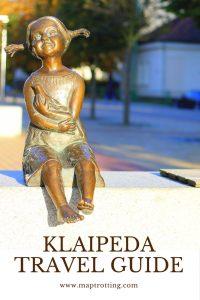 Travel Guide - City of Klaipeda, Lithuania