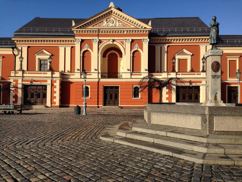 theatre square klaipeda