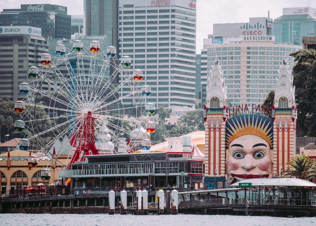 Luna Park - Ferris wheel
