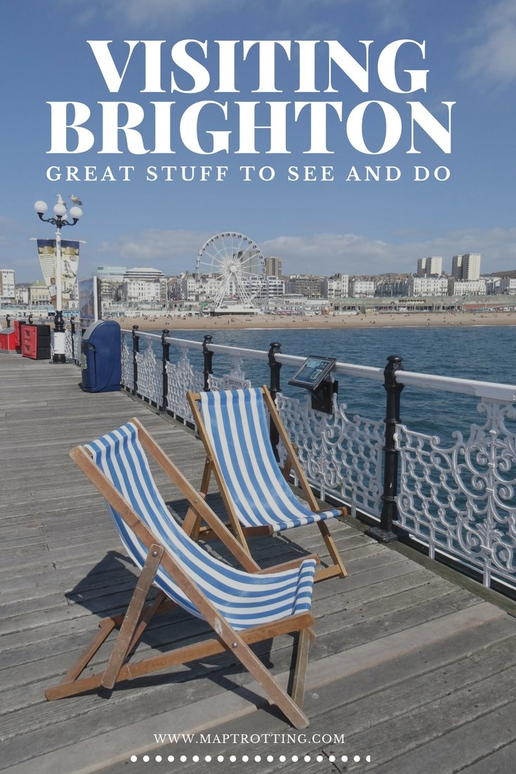 Visiting Brighton- UK- Great Stuff to See and Do