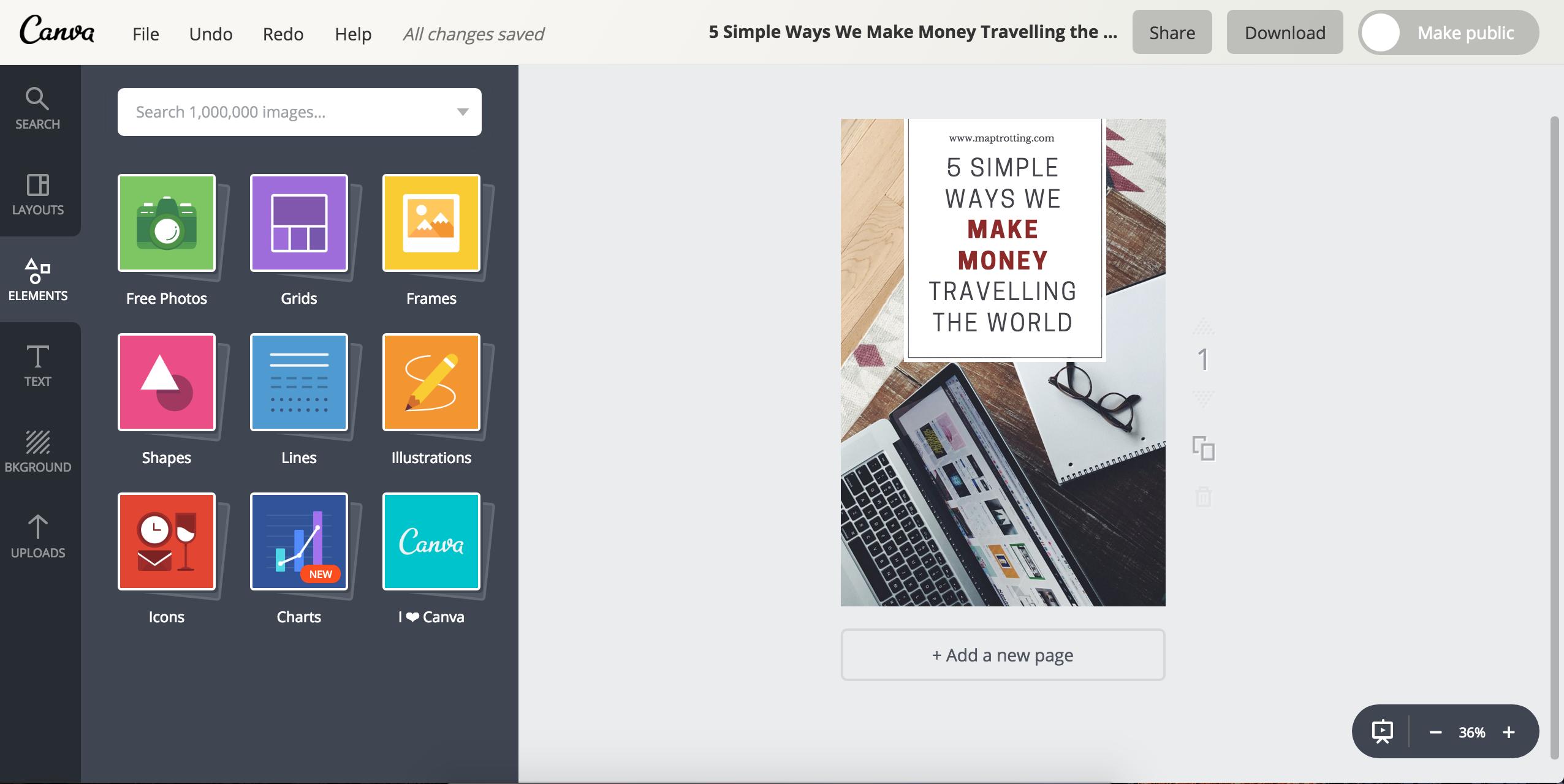5 Simple Ways We Make Money Travelling the World