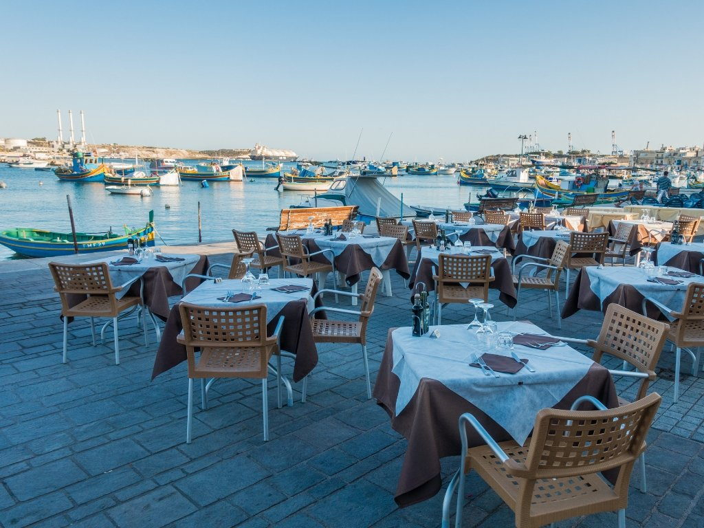 Best Restaurants In Malta A Food Guide To The Maltese Islands - Table 41 restaurant