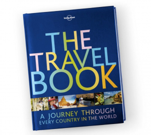 Lonely Planet: The Travel Book - A travel gift for the Home