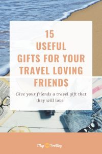 Travel gifts for travel loving friends