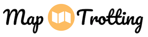 MapTrotting travel blog logo