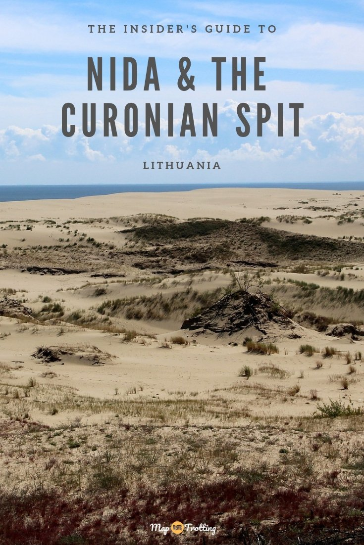 Nida & The Curonian Spit, Lithuania