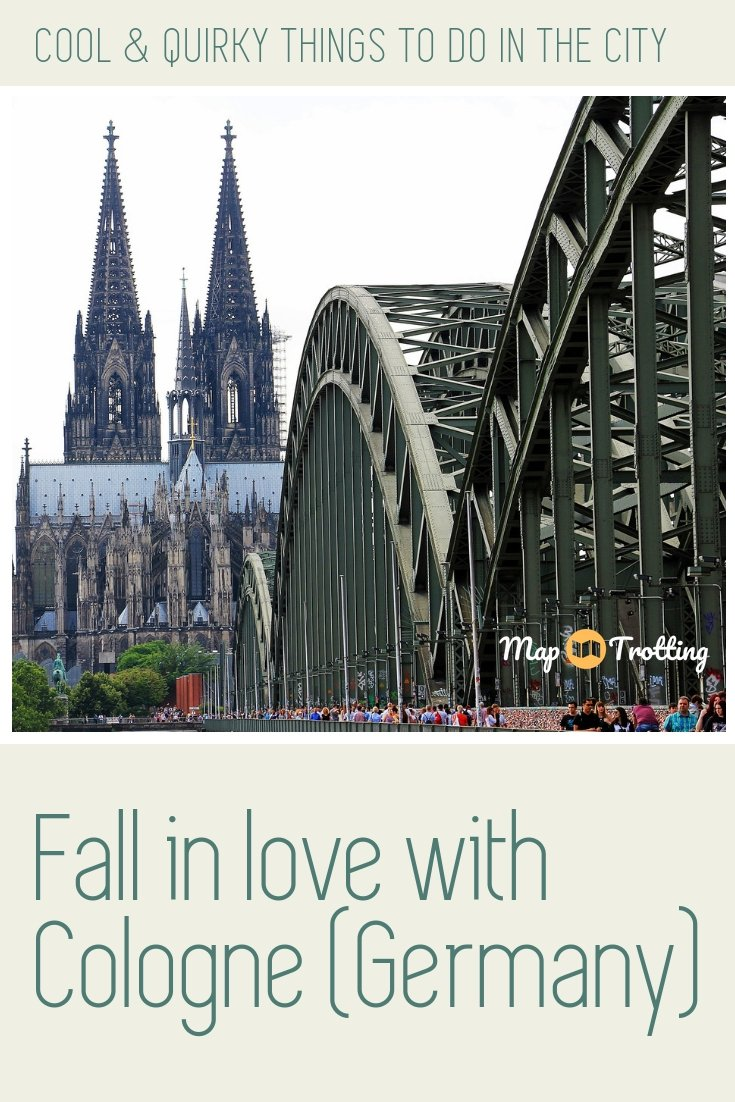 Fall in Love with Cologne
