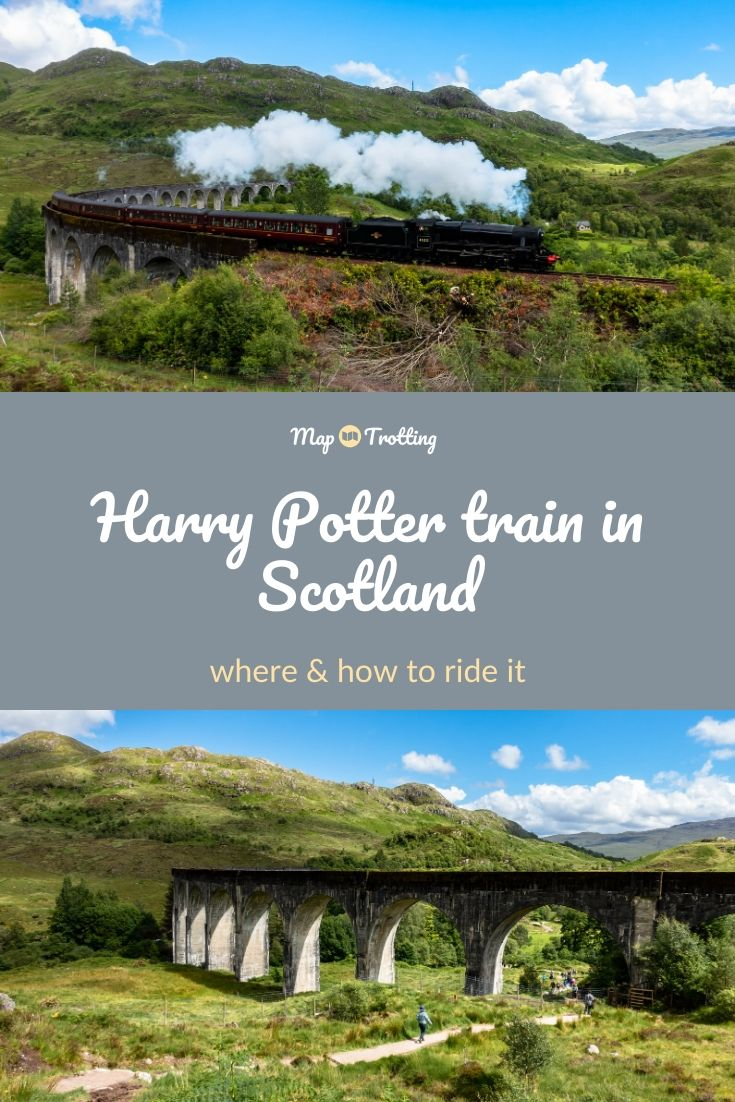 Harry Potter Train, where & how to ride it
