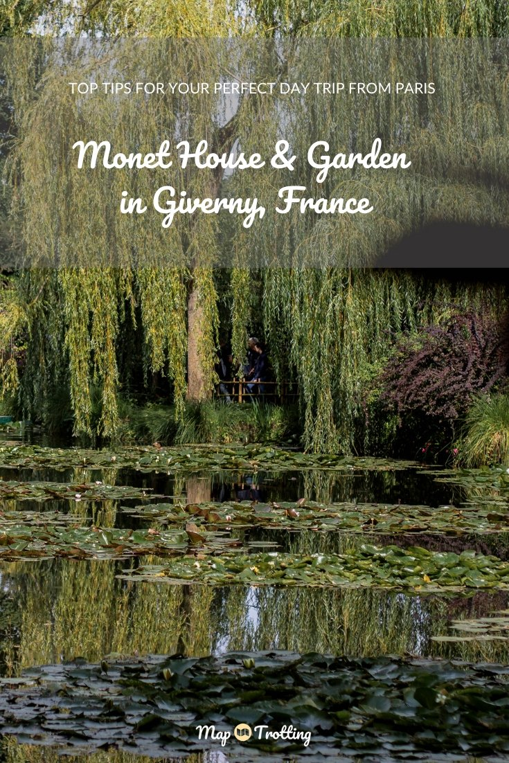 Day Trip From Paris - Monet Garden