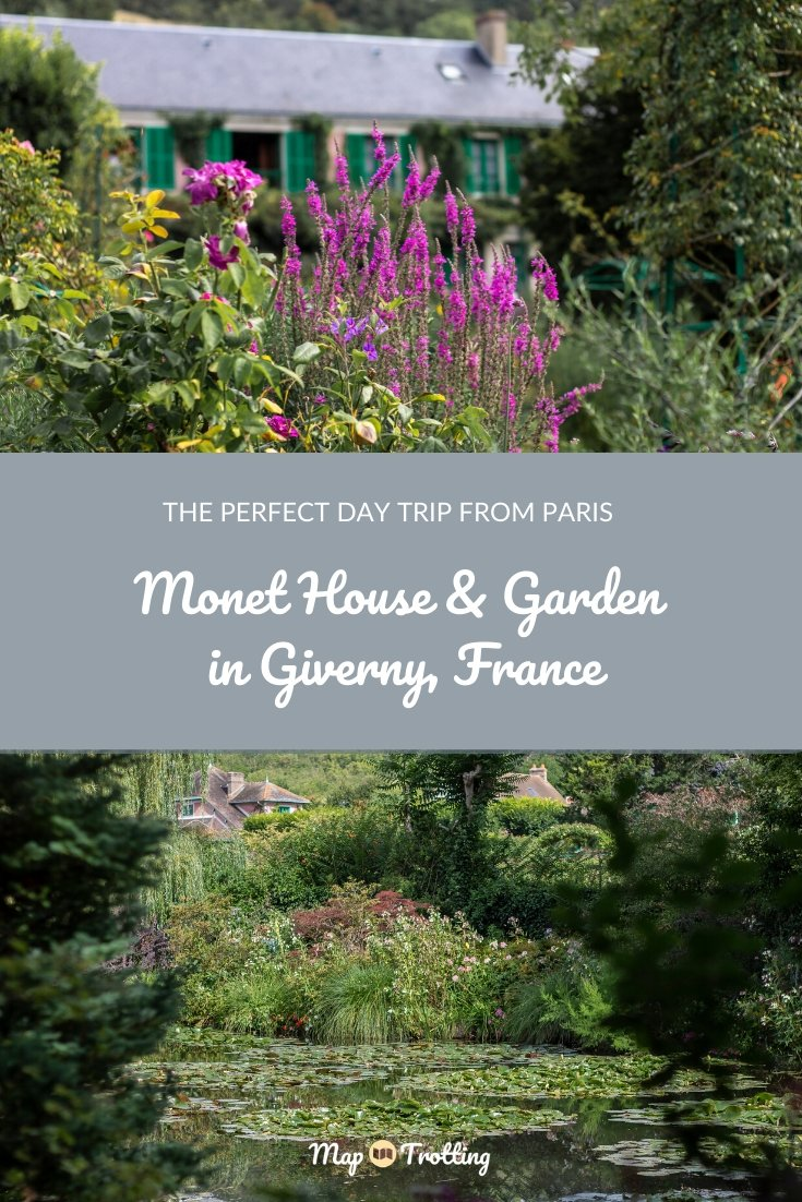 Monet Garden in Giverny, France