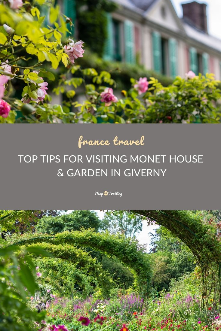 Top Tips for Visiting Monet Garden in France